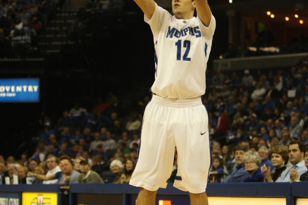 Drew Barham's perimeter shooting ability along with his size make him a  welcome addition.