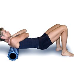 Weights are great, but you need more than dumbbells to build healthy muscles. A good foam roller can help you recover from a workout and continue to work toward your goals. Erica recommends the RumbleRoller, which looks a bit like a torture device. It's d