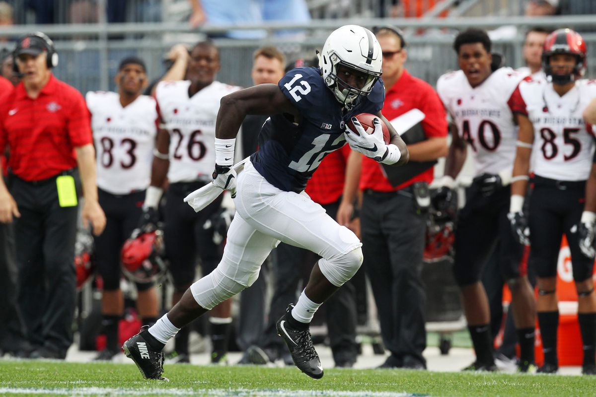 NCAA Football: San Diego State at Penn State