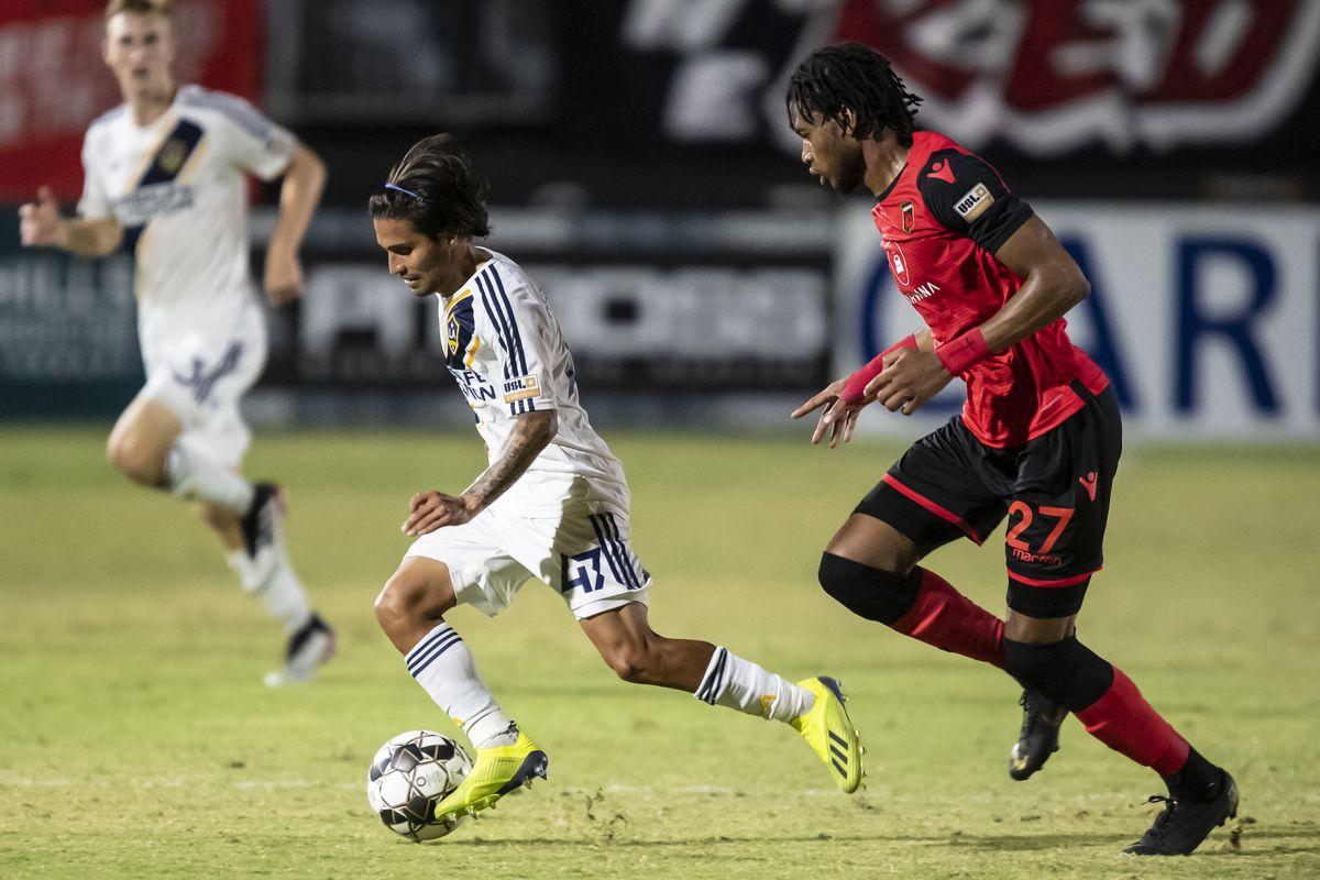 Los Angeles Galaxy II v Phoenix Rising FC