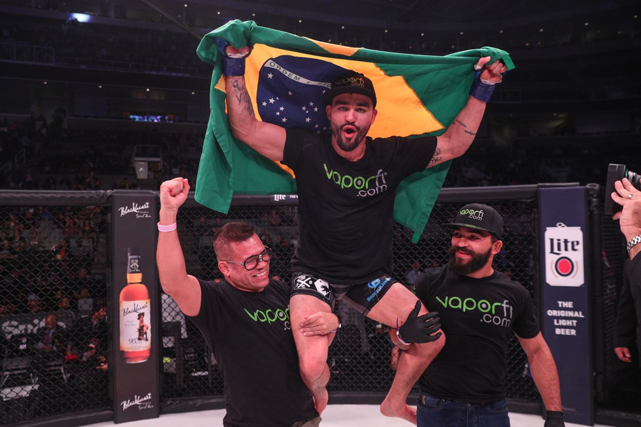 Patricky Freire is riding a four-fight winning streak in the Bellator lightweight division.