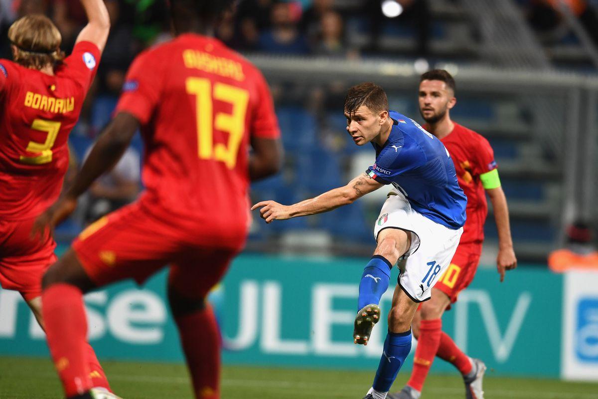 Belgium v Italy: Group A - 2019 UEFA U-21 Championship