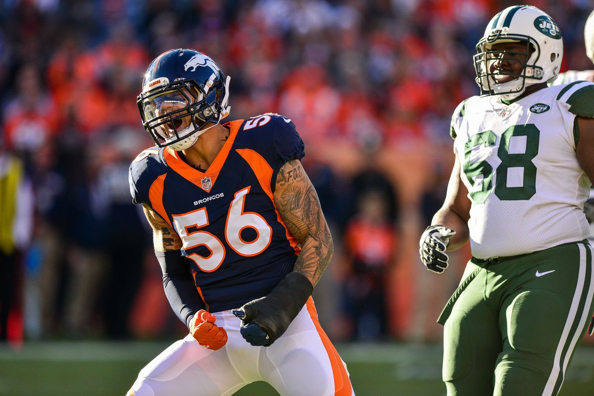 Report Broncos Free Agent Pass Rusher Shane Ray Visits