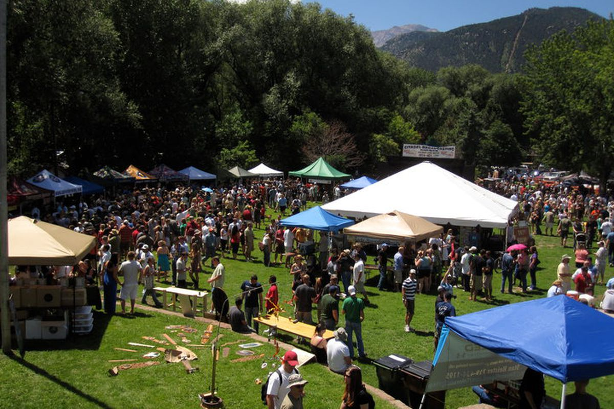 Craft Lager & Small Batch Festival