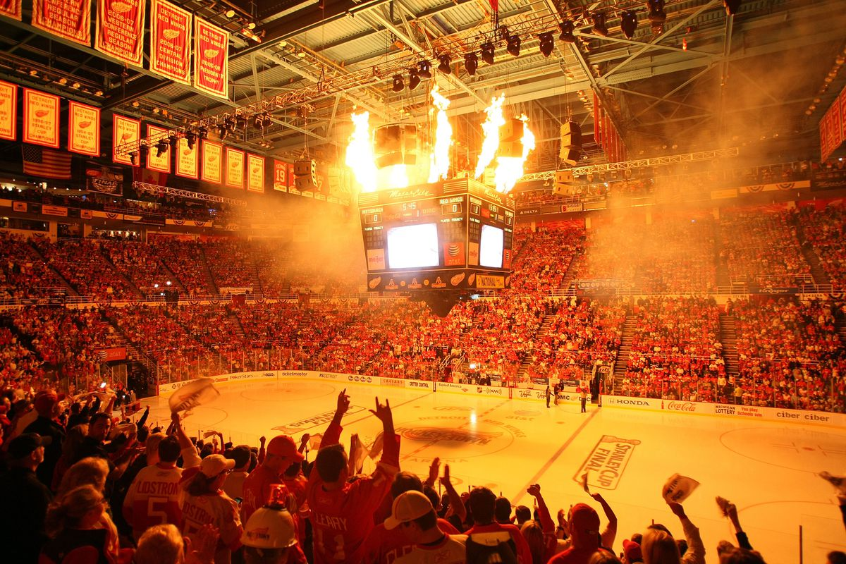 Stanley Cup Finals - Pittsburgh Penguins v Detroit Red Wings - Game Five