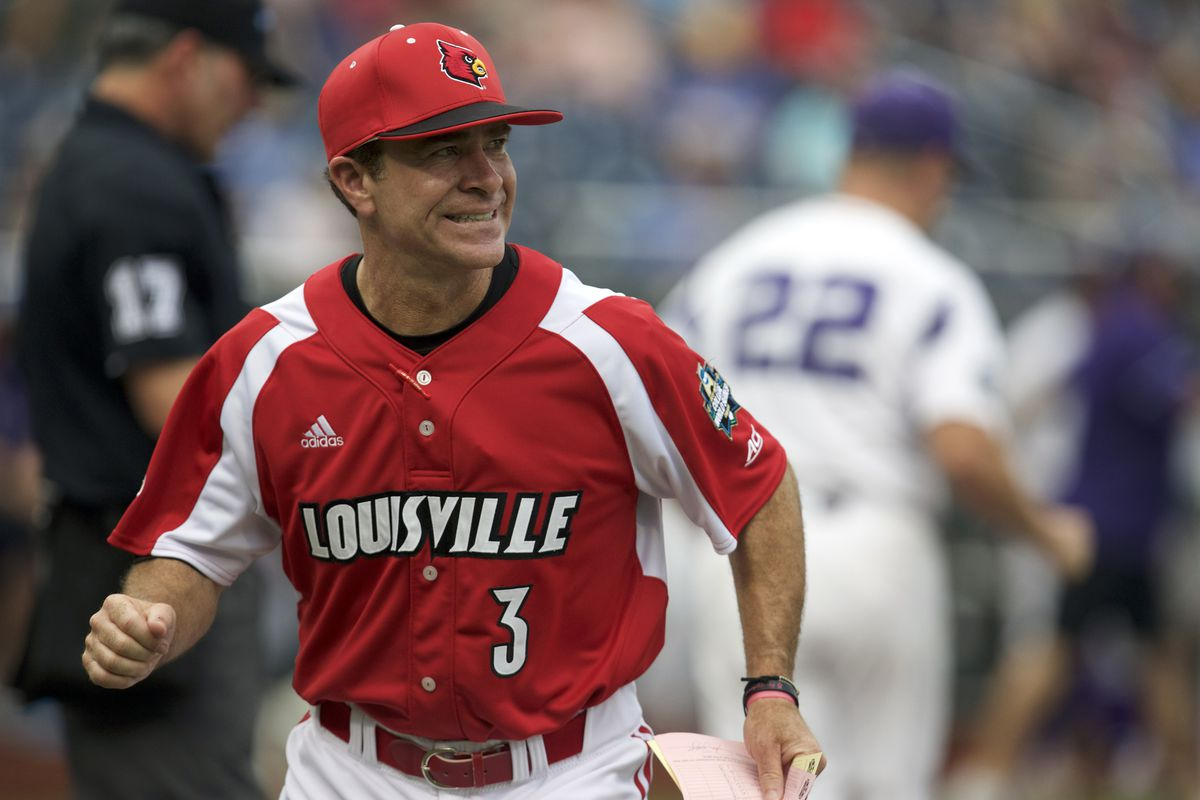Schedule Set For Louisville East Carolina Super Regional Card