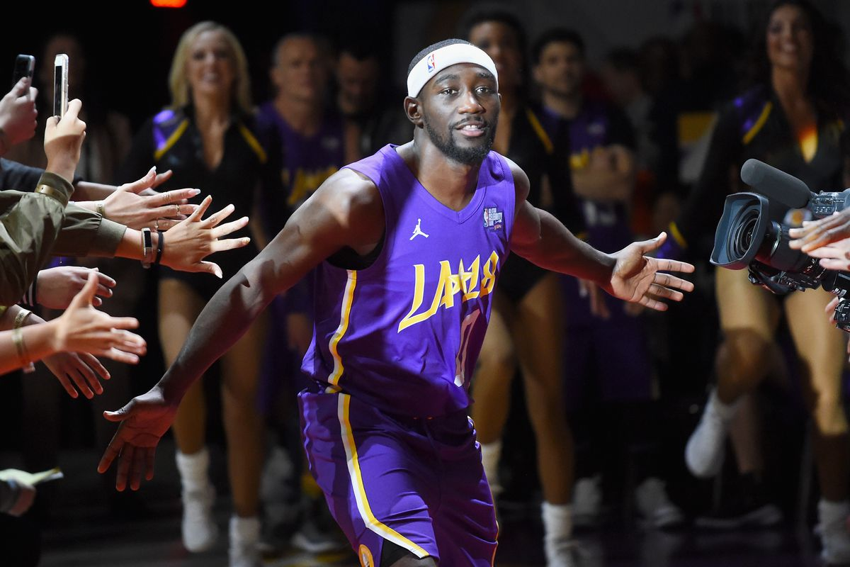 Video: Boxer Terence Crawford plays at the 2018 NBA All ...