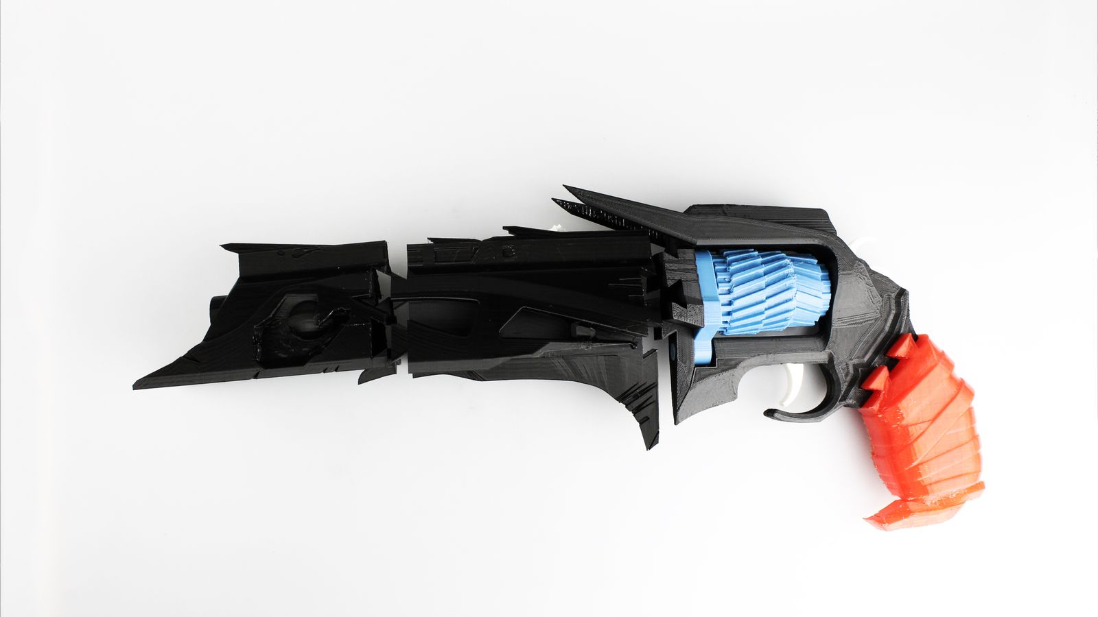 You Can 3d-print Your Own Destiny Hand Cannon In 24 Hours