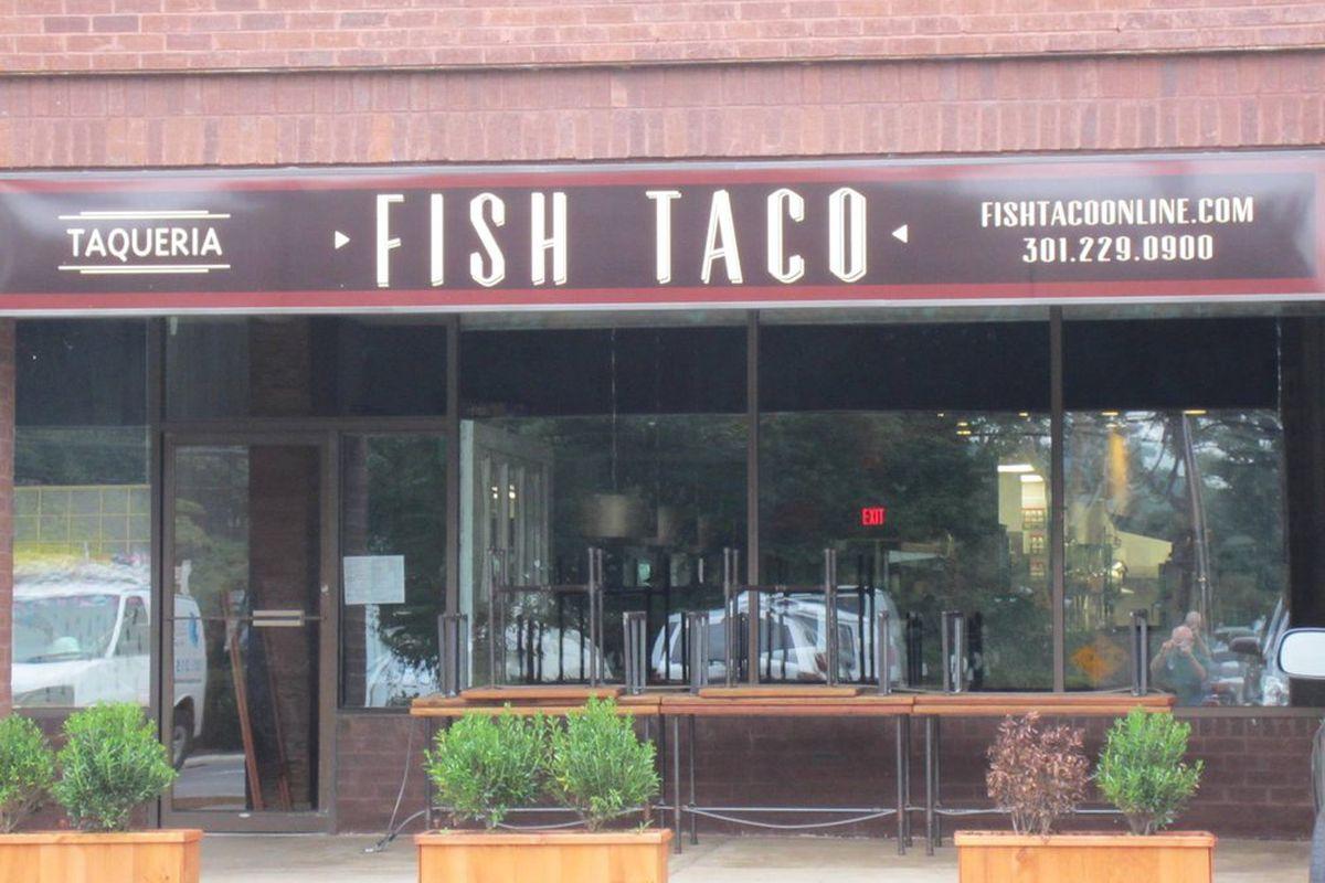 Fish Taco in Cabin John