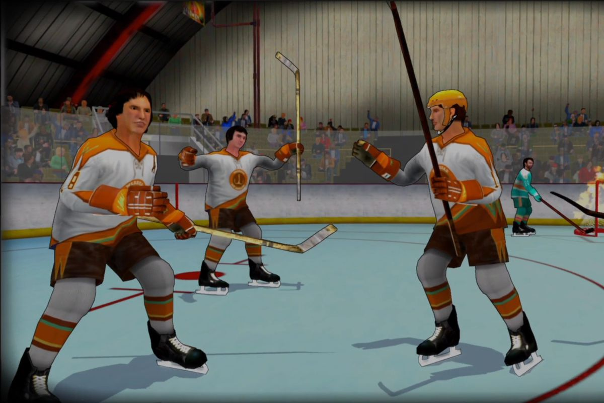 Old Time Hockey Misses The Mark On What Makes Arcade Sports Games