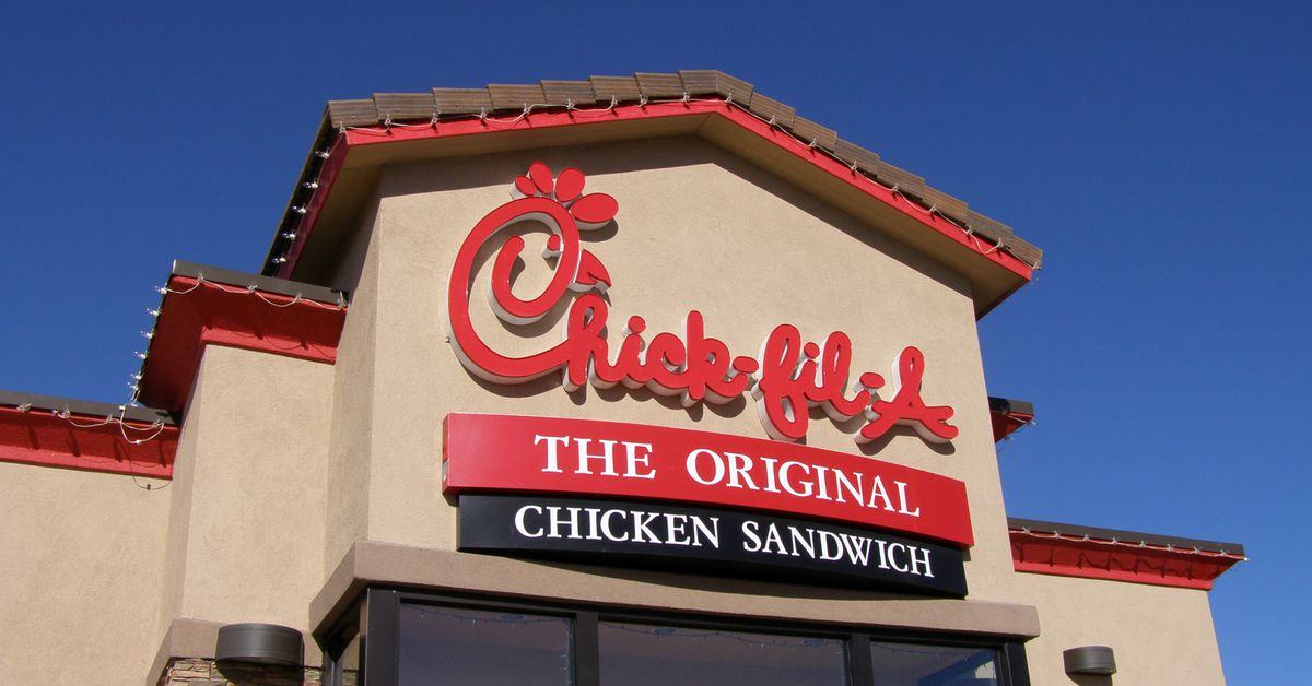 Chick Fil A Could Be The Third Largest Fast Food Chain In America Vox