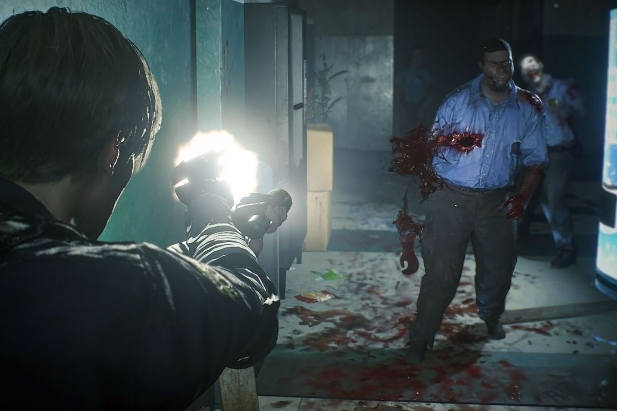 Resident Evil 2 on PC is 25 percent off with Polygon's