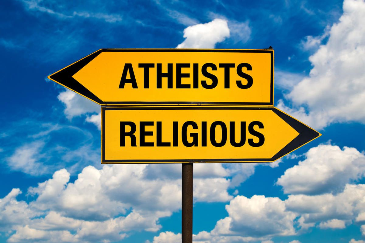 A professor's new app aims to help atheists debate with believers: 'Can you support your positions about God?'