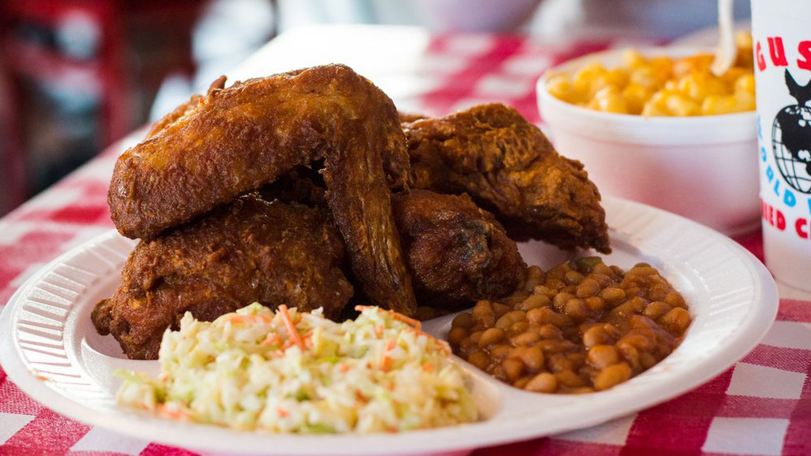 orld famous fried chicken - 1000×666