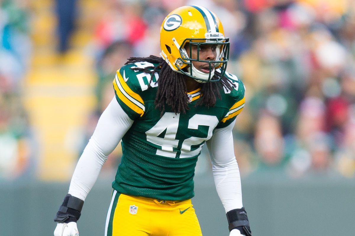 Morgan Burnett Packers Contracts: Mor...