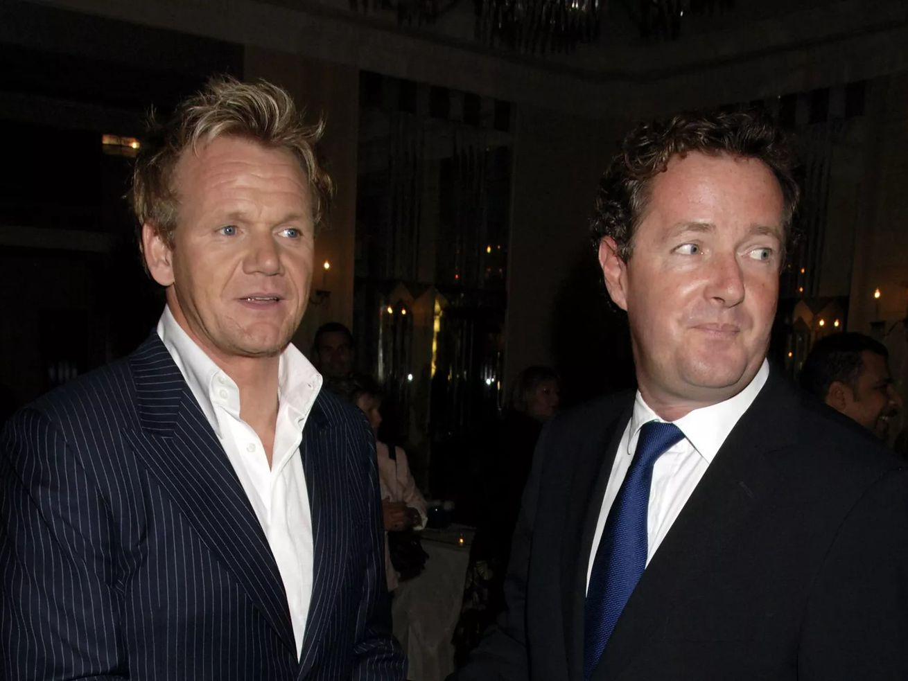 Piers Morgan Thinks Gordon Ramsay