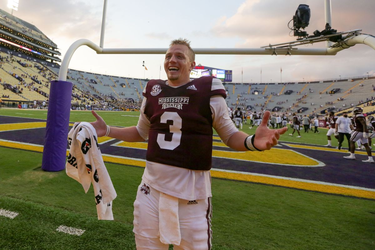 K-State wasn't the only unranked team to clown a top ten school Saturday.