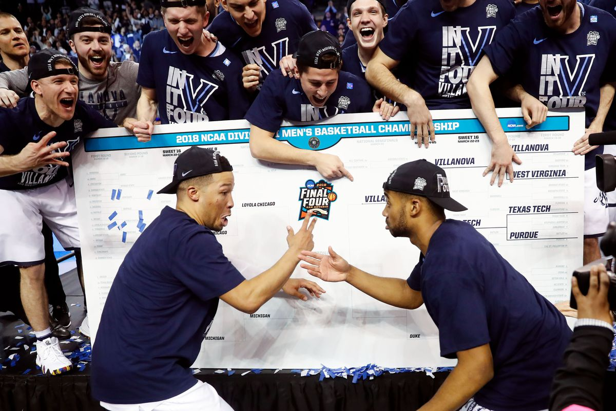 NCAA Basketball: NCAA Tournament-East Regional-Villanova vs Texas Tech