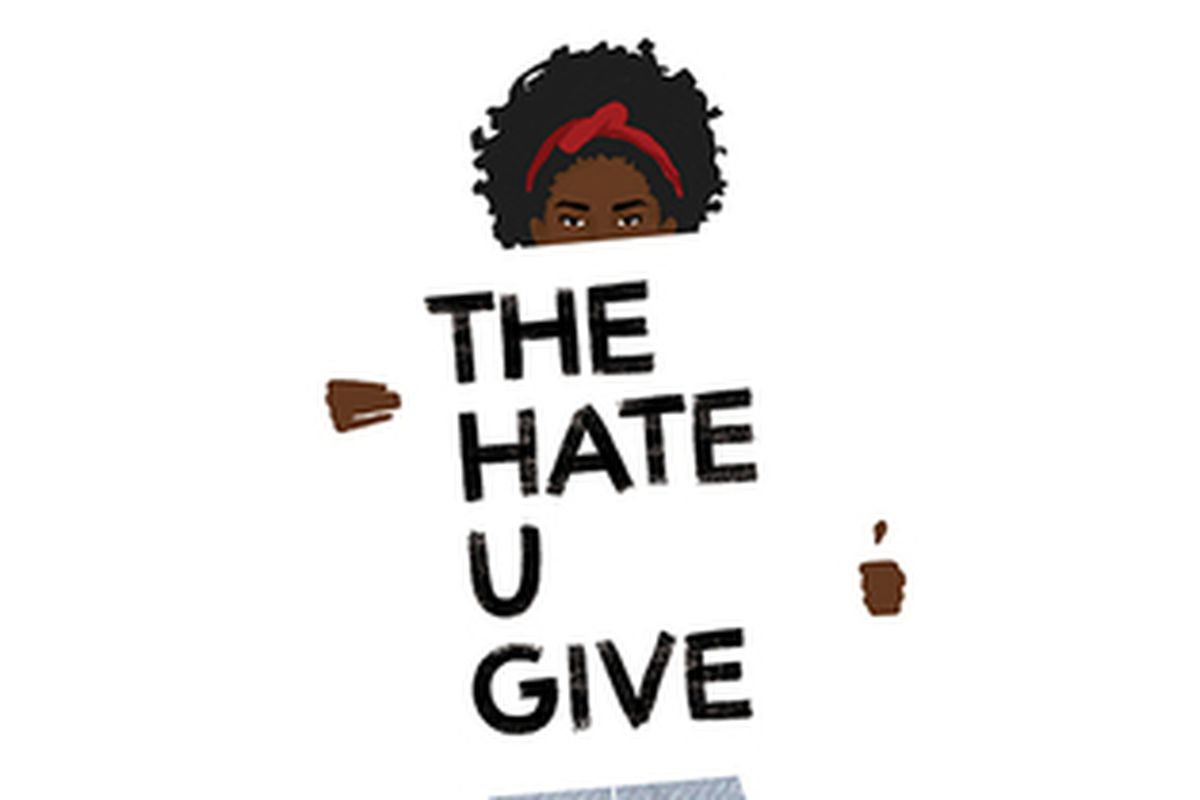 the hate you give book