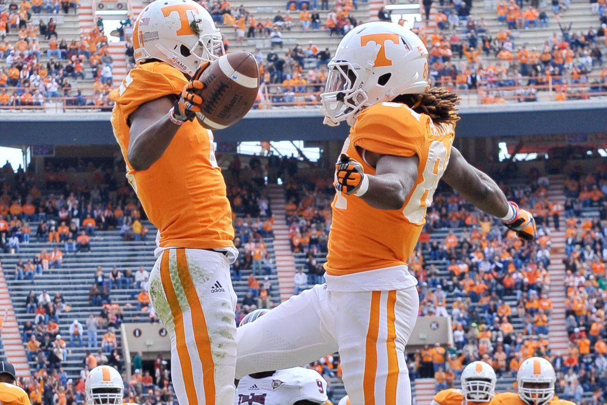 Notice anything missing from when Tennessee played Troy?
