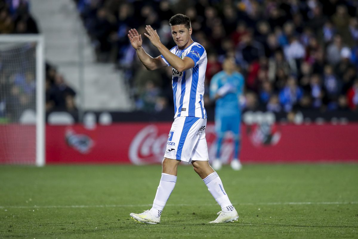 Guido Carrillo is reportedly stuck in limbo at Southampton after a loan move to Leganes last season transfer