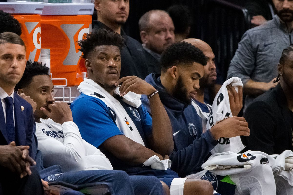 ec655baae8ec0e Brad Rempel-USA TODAY Sports. Jimmy Butler refuted a report that he s sitting  out the Timberwolves  Wednesday night game ...