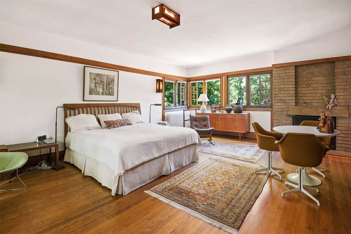 Frank lloyd wright homes for sale around chicago curbed - Frank lloyd wright houses for sale ...