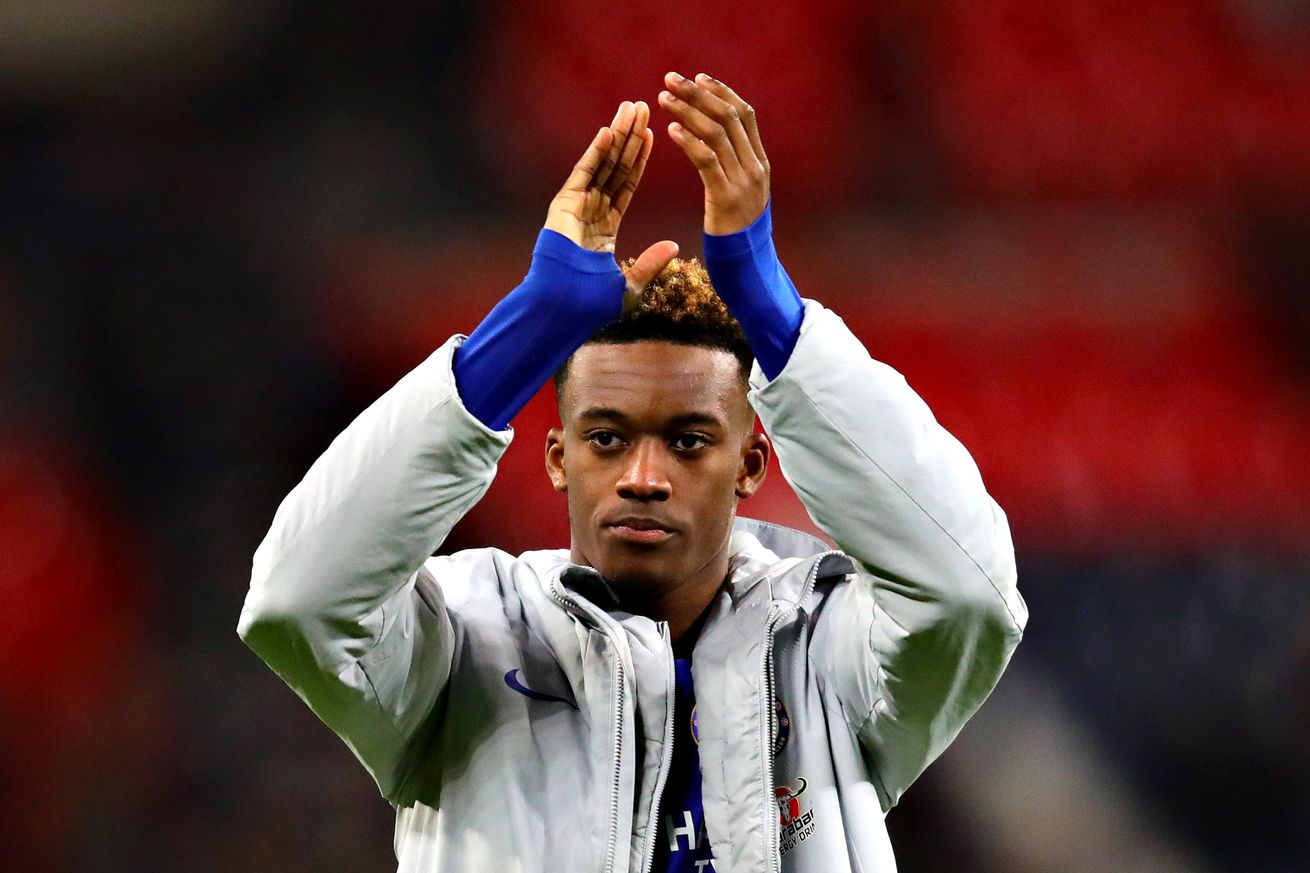 Chelsea could be losing hope that it can keep Callum Hudson-Odoi from a move to Bayern Munich