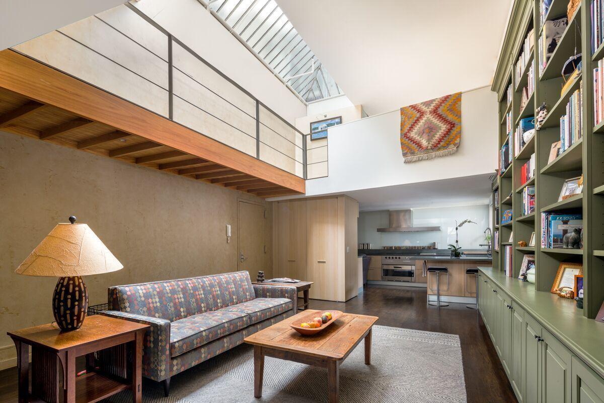 Funky tribeca loft in a historic building seeks for Tribeca loft for sale