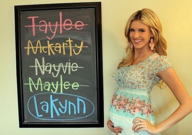 White girl baby names