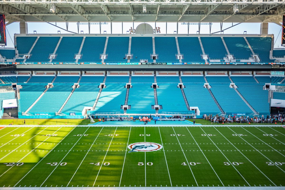 dolphins cancel scrimmage at hard rock stadium - the phinsider