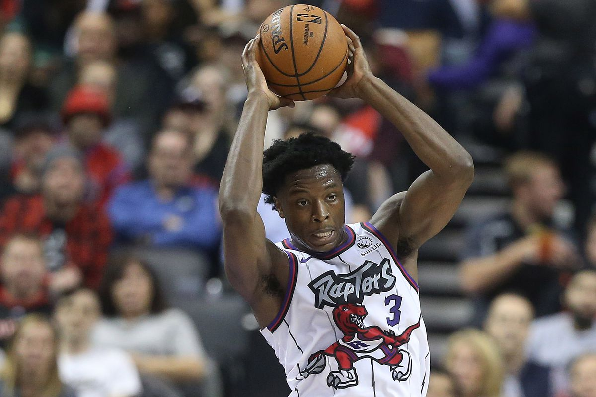 Swingin' Wings - Toronto Raptors Wing rotation expands, but OG stays on top