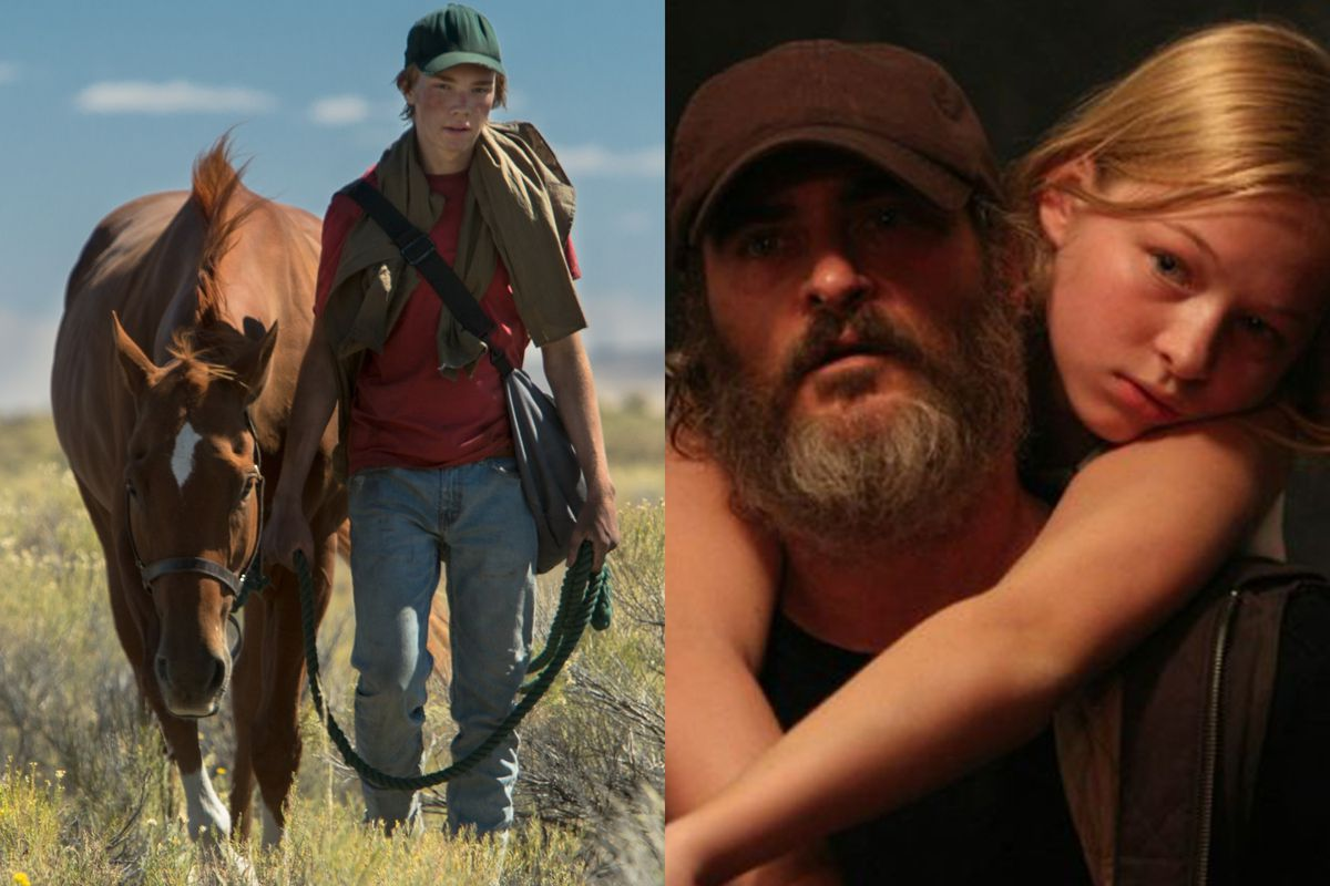 Lean on Pete, You Were Never Really Here