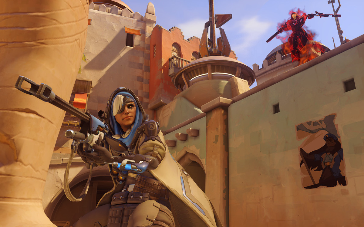 Underpowered, overpowered, Ana's been perceived as both ends of the spectrum/