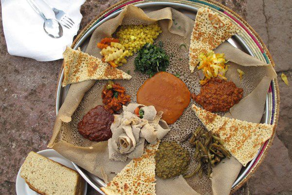 Best east African restaurants in London: Merkato on Caledonian Road