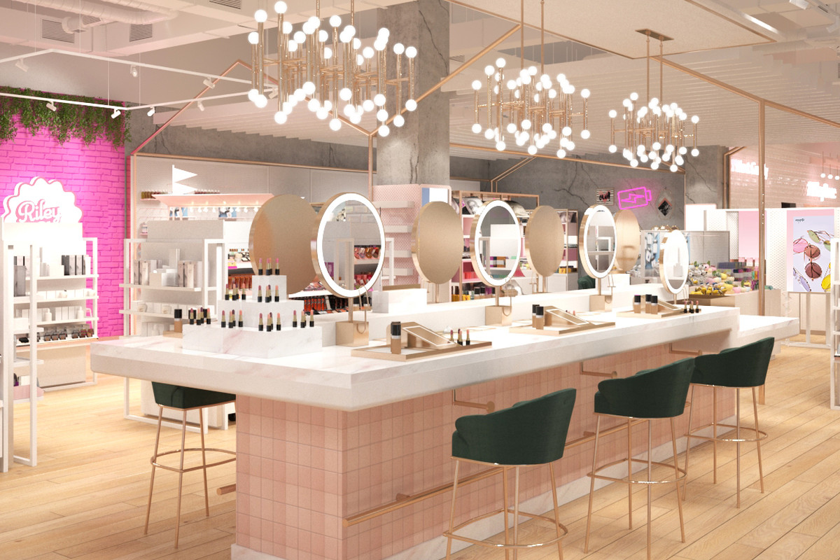 Forever Launches Riley Rose New Beauty Store