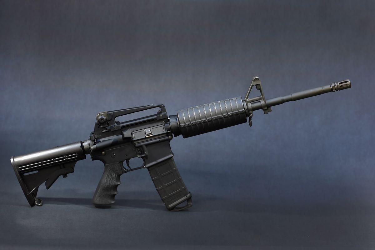 Картинки по запросу AR-15
