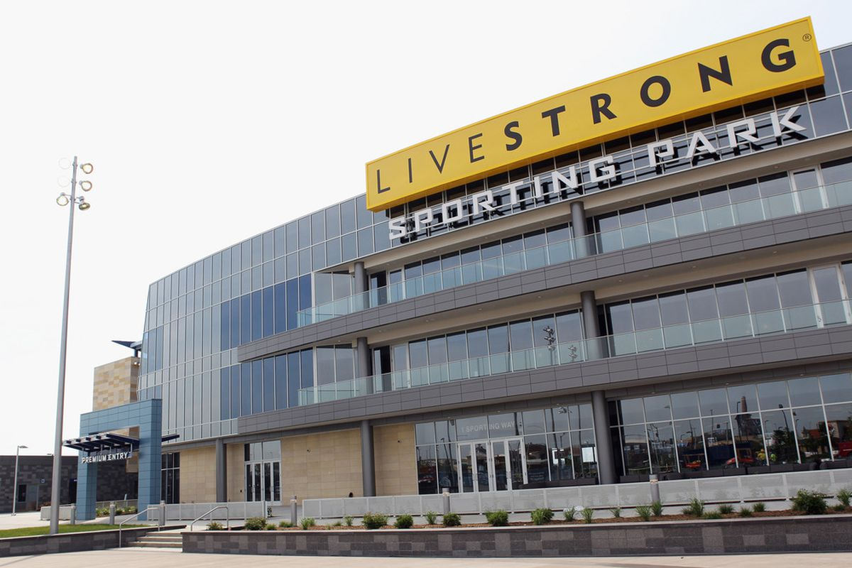 LIVESTRONG Sporting Park(Photo by Jamie Squire/Getty Images)