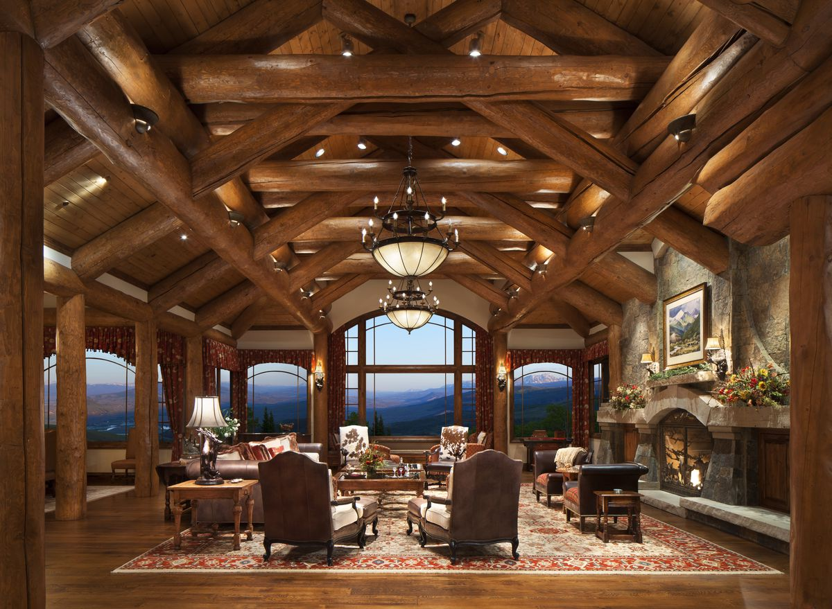 Massive Colorado Mountain Ranch With Everything You Need