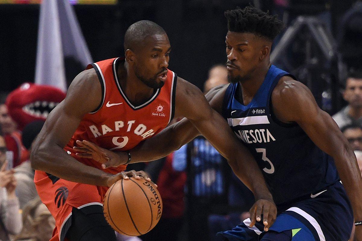 Five thoughts recap: Toronto Raptors 112, Minnesota Timberwolves 107, Serge Ibaka