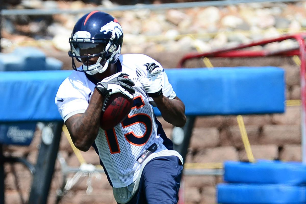 Tavarres King's ability to show up in a big way in crucial situations likely led him to becoming a Denver Bronco.