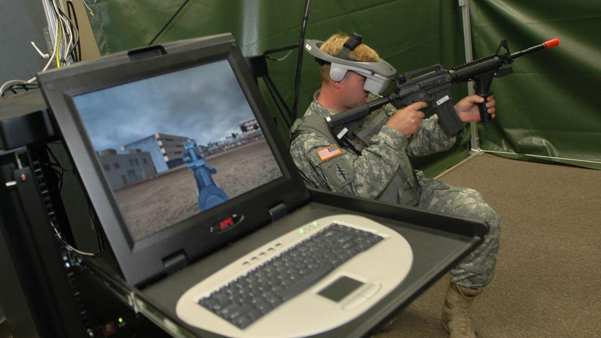 2nd Stryker Brigade Combat Team Trains For Iraq Deployment