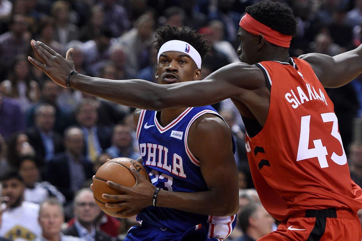 NBA: Toronto Raptors vs. Philadelphia 76ers Game Thread: Pre-game updates, TV info, and more