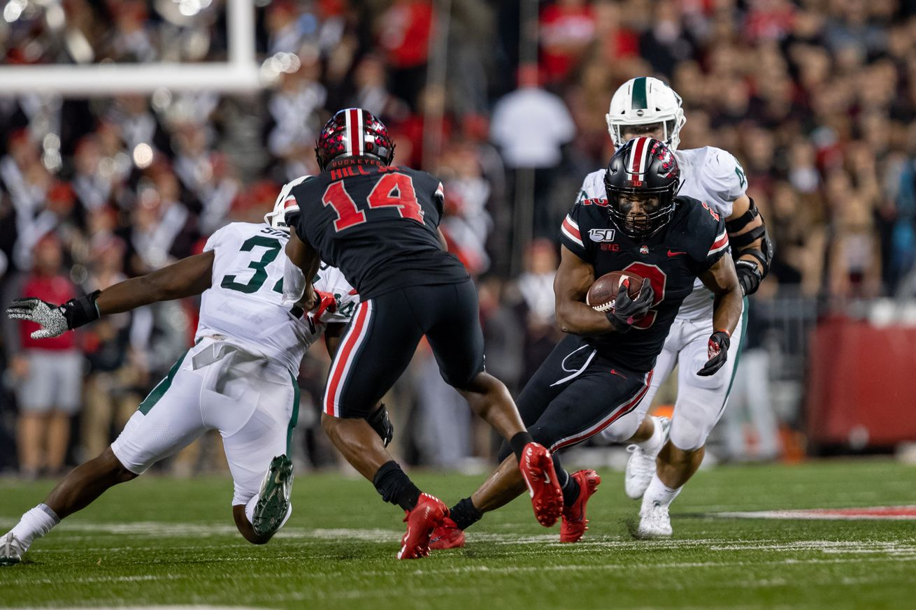 Room for Improvement: Where Ohio State's offensive players can get better during bye week