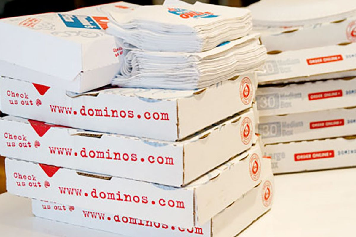 Domino\'s Pizza Offers 50 Percent Off Delivery Thanks to Basketball ...
