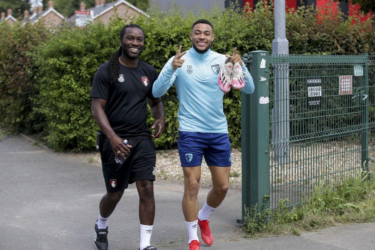 Bournemouth Pre-Season Training Session