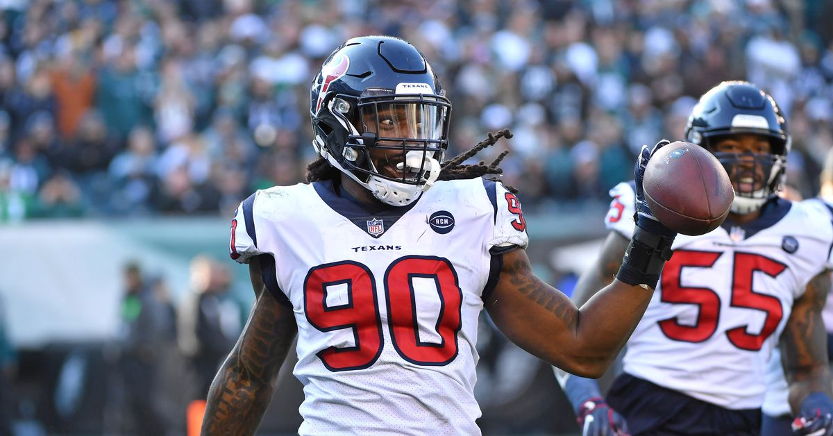 The Linc - Eagles listed among teams that could potentially trade for Jadeveon Clowney