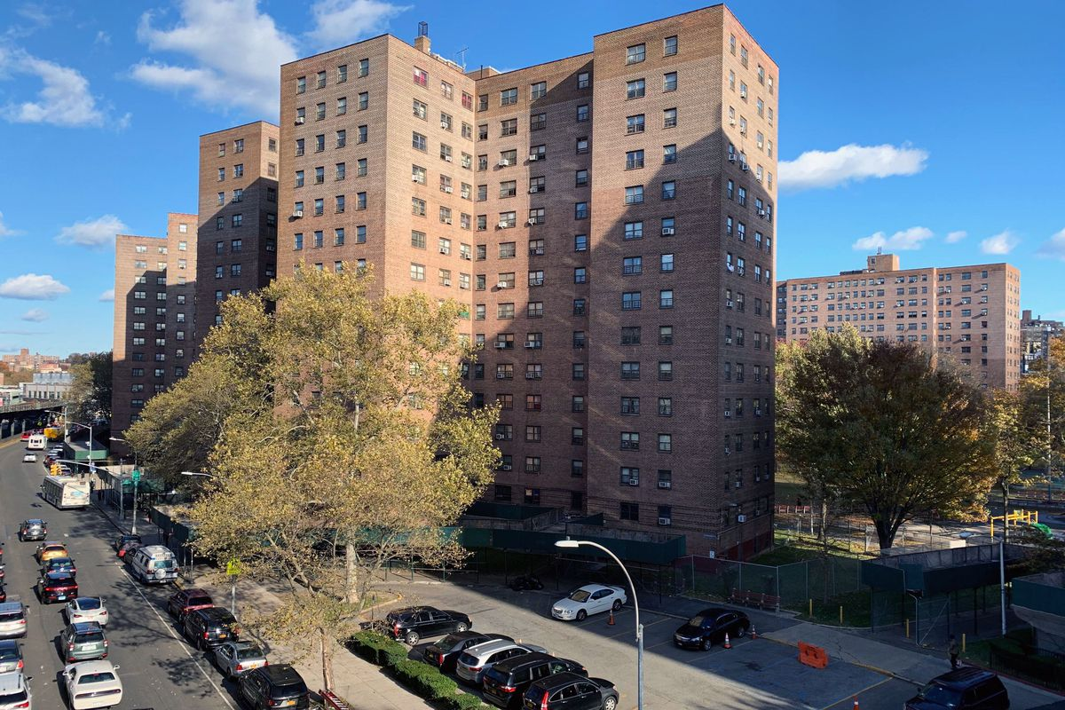 Like many NYCHA developments, the Marble Hill Houses have been plagued by heat and hot-water outages for years.