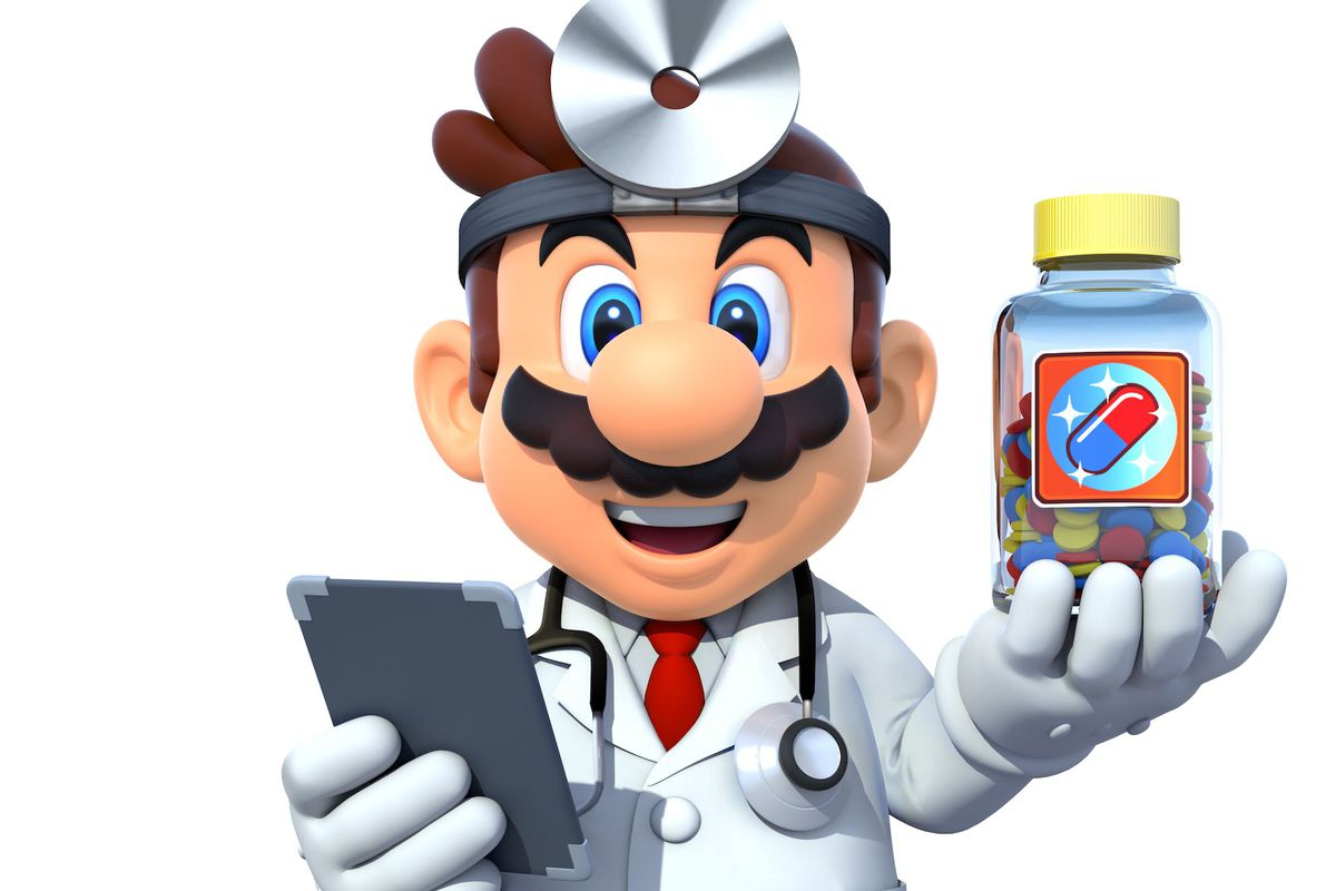 Nintendo announces new Dr  Mario for Android, iOS - Polygon
