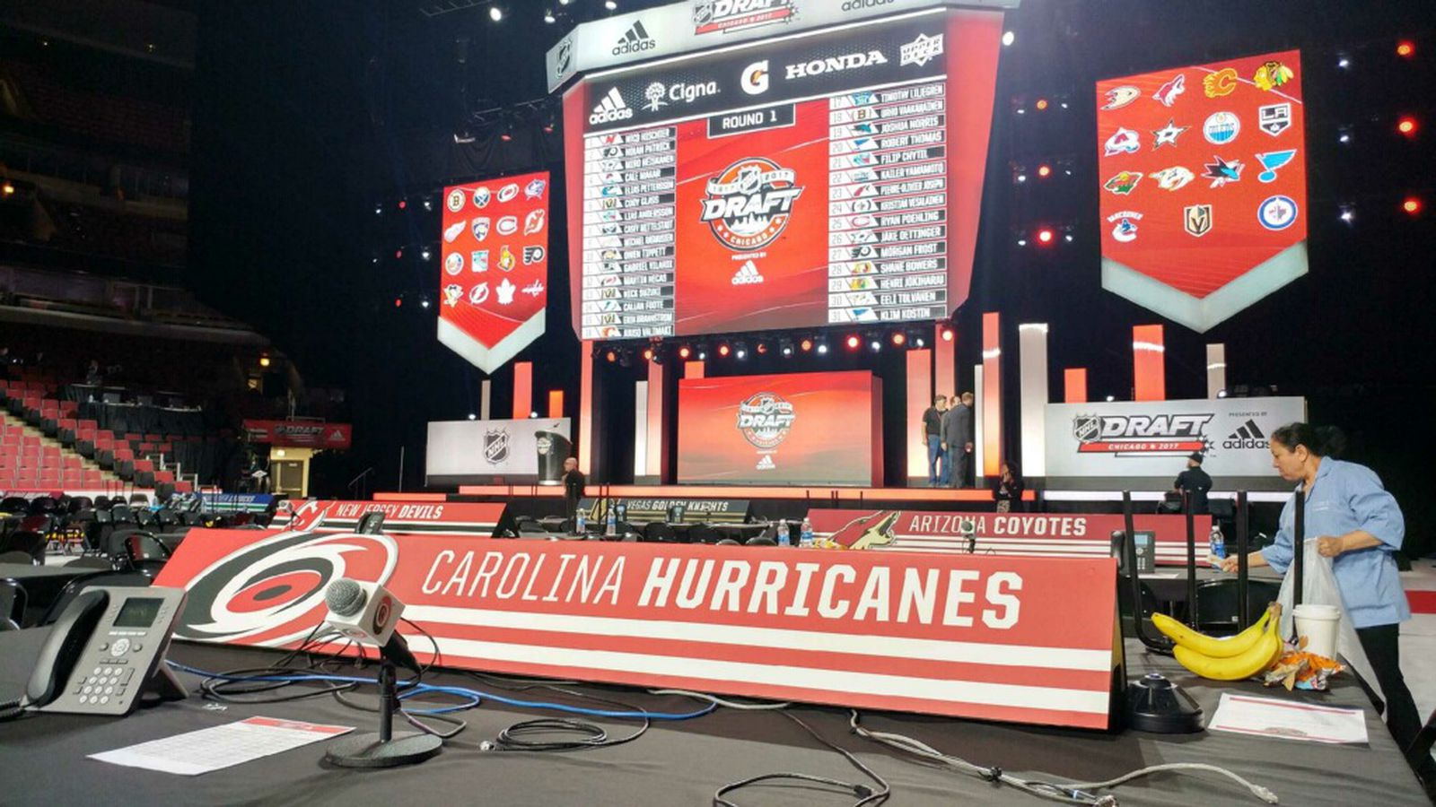 Carolina Hurricanes Selections, Live Updates, Picks, News and Notes from Day 2 of the 2017 NHL Draft